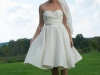 Billie Jean Vintage Style Wedding Gown