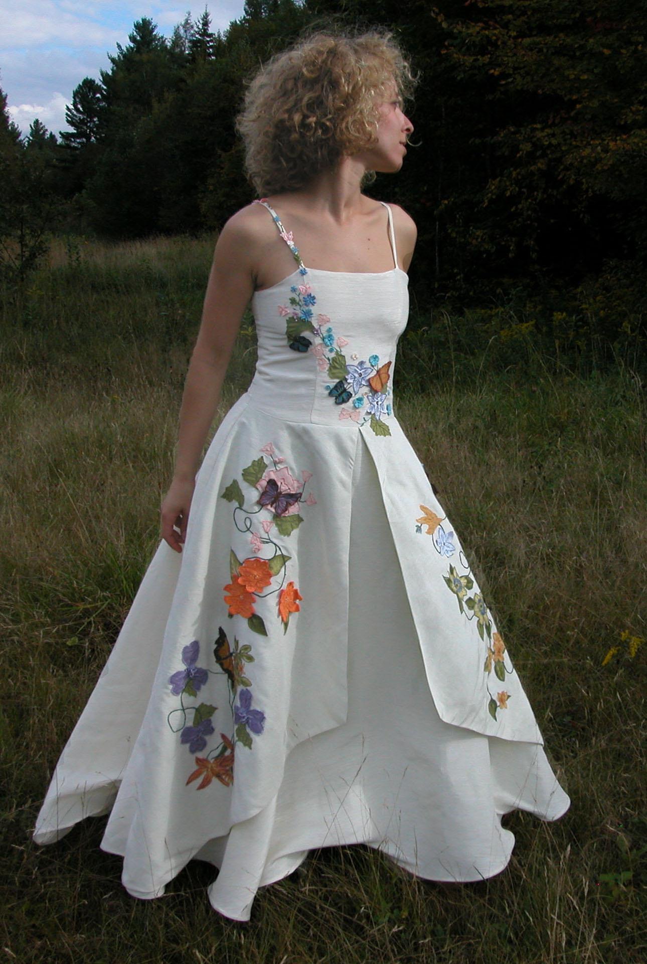 Elises Custom Wedding Dress