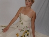 Custom hemp wedding dresses by Tara Lynn Bridal 