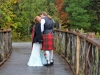 Scottish wedding style