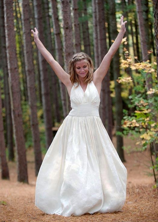 Bohemian Hippie Wedding Dresses