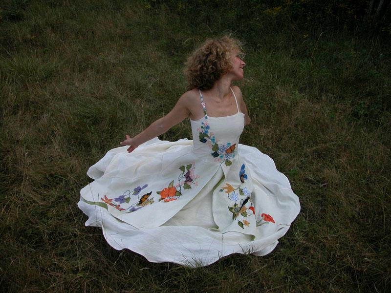 Fiorella | Tara Lynn Bridal | Unique Wedding Dress | One of a Kind ...