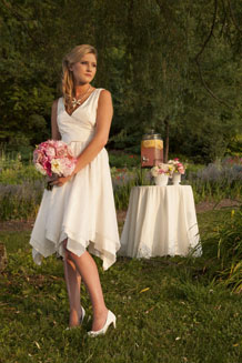 Non-traditional Wedding Dresses | Eco-friendly, Natural, Organic ...