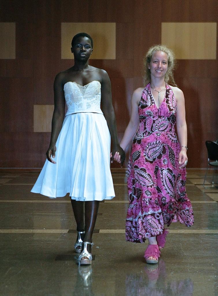 Fair Trade Wedding dresses by Tara Lynn Bridal