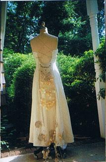 Custom Wedding Dress Trains