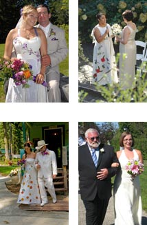 Eco Brides & Testimonials