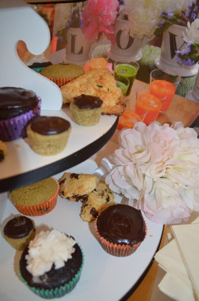 Tasty gluten-free treats by Colleen Christi Willett (breadandspoon.com)