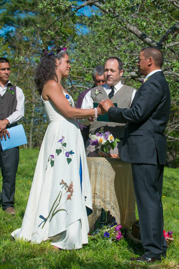 Bohemian Hippie Wedding Dresses by Tara Lynn