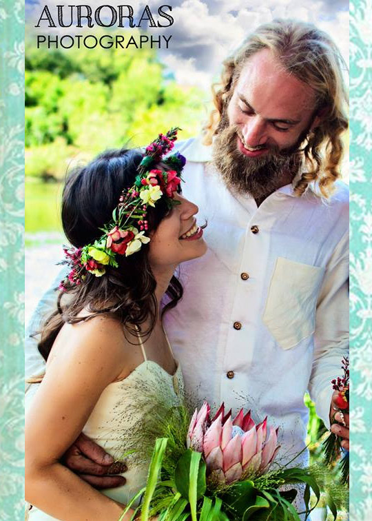 Bohemian Wedding Dress Hemp Boho Bride Hippie Wedding Dresses Tara Lynn