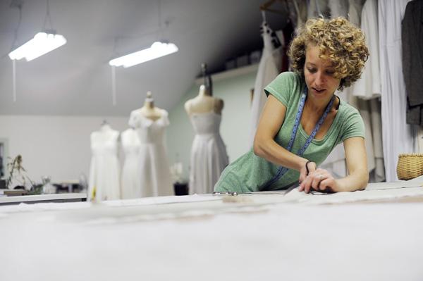 Ecouture fashion designer Tara Lynn
