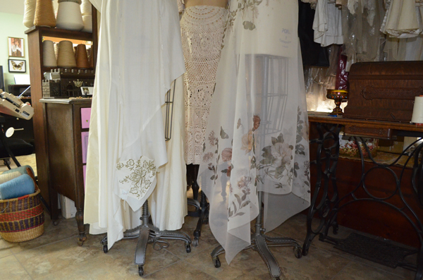 Ecouture wedding dresses made in vermont