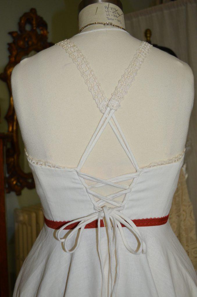 hemp-cotton-wedding-dress-with-vintage-crochet-trim-lace-up-back