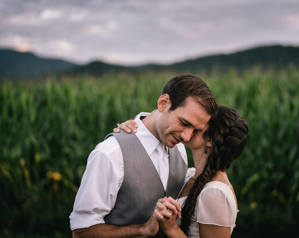 Vermont Made Wedding dresses by Tara Lynn Bridal