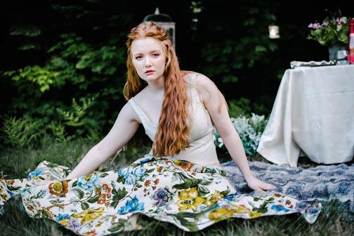Printed Wedding Dresses