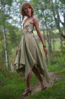 Farfalla | A Fairy Wedding Dress