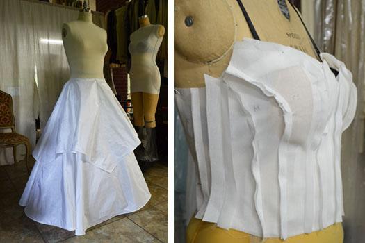 Custom Fit Wedding Dress by Tara Lynn