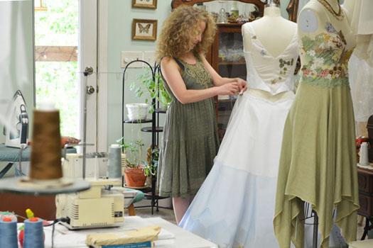 Unique Wedding Dresses