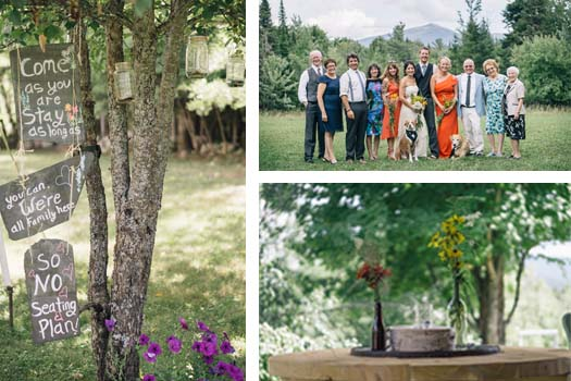 Rustic wedding ideas at Tara Lynn Bridal